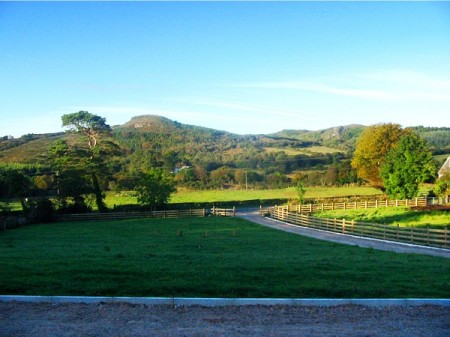 Relax in the peace and tranquility of the countryside at Glenalla Lodge B&B Rathmullan, Co. Donegal, Ireland
